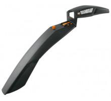 Крыло 0-10471 пластик SKS-10471 переднее б/съемное Dashboard 26″+29″ в трубу вилки черное