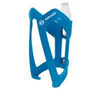 Флягодержатель 0-11183 TopCage SKS-11183 высокопрочный пластик синий