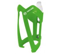 Флягодержатель 0-11184 TopCage SKS-11184 высокопрочный пластик зеленый