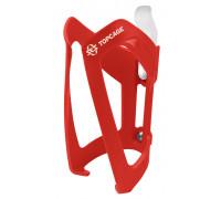 Флягодержатель 0-11185 TopCage SKS-11185 высокопрочный пластик красный