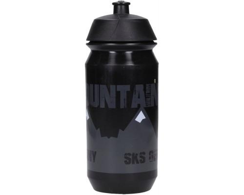 Фляга 0-11425 ″MOUNTAIN″ SKS-11425 черная 0,5 л