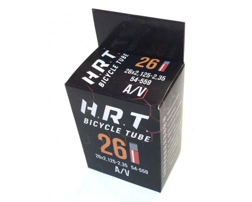 Камера 26″ авто ниппель 00-010037 ″широкая″ 2,125-2.3 (54-559) H.R.T.