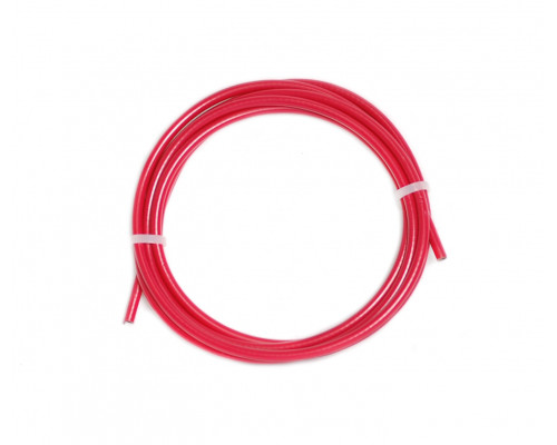 Рубашка 00-170221 тросика переключения MTB 2/4мм без заглушки (2 метра) красная