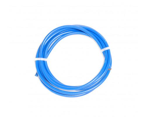 Рубашка 00-170223 тросика переключения MTB 2/4мм без заглушки (2 метра) синяя