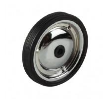 Колеса 00-170299 запасные балансирные (пара, без крепежа) металлические 128мм хромированные