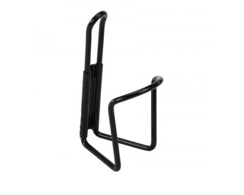 Флягодержатель 00-170425 алюминиевый, экономичный, черный HORST