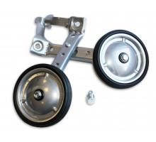 Колеса 00-170604 детские на 16-24″ для скоростных велосипедовс крепежом балансирные металлическтие128мм хромированные