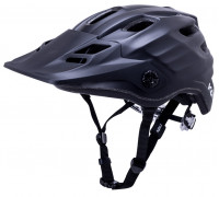 Шлем 02-20419217 ENDURO/MTB MAYA2.0 12 отверстий, Mat Blk размер L/XL 60-63см. черный матовый, LDL, CF+. KALI