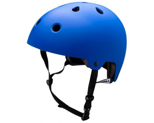 Шлем 02-30218127 BMX/FREESTYLE MAHA Blue 10 отверстий, размер L 58-61см, синий KALI