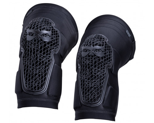Защита 02-40217116 на колени, STRIKE Knee Guard, черный., размер M(42-45см) KALI