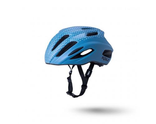 Шлем 02-40721117 ШОССЕ/ROAD PRIME 21 отверстие, матовый/ синий размер L/XL 58-62, KALI
