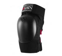 Защита 03-000237 на колени, THE SHIELD hard shell knee pads, черная, размер размер M GAIN