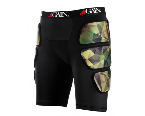 Защита 03-000350 шорты, THE SLEEPER Hip/Bum Protectors., размер L, цвет камуфляж GAIN