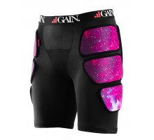 Защита 03-000381 шорты, THE SLEEPER Hip/Bum Protectors., размер S, цвет черно/фиолетовый GAIN