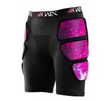 Защита 03-000398 шорты, THE SLEEPER Hip/Bum Protectors., размер M, цвет черно/фиолетовый GAIN