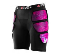 Защита 03-000411 шорты, THE SLEEPER Hip/Bum Protectors., размер XL, цвет черно/фиолетовый GAIN