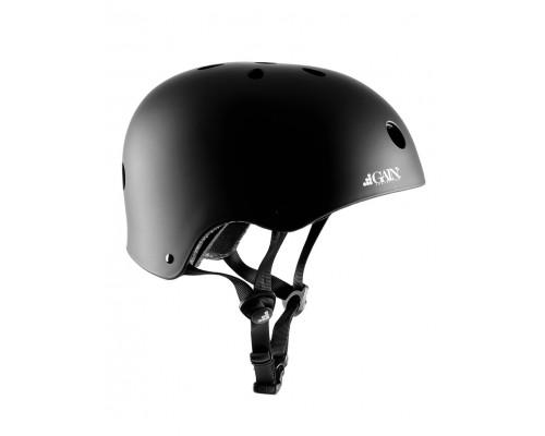 Шлем 03-100603 THE SLEEPER HELMET котелок 11 вентиляционных отверстий L/XL(55-59см) 408гр, черный GAIN