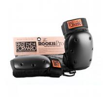 Защита 03-100670 на колени FAST FORWARD ROOKIE PRO XS(24-30см) черная GAIN