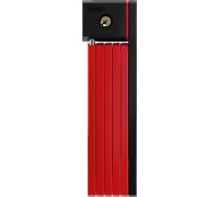 Замок 05-0084428 вело складной, ключ, Bordo uGrip 5700/80см с кронштейном класс защиты 7/15, 830гр, красный ABUS
