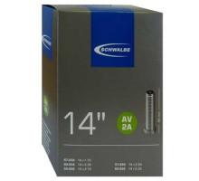 Камера. 14″ авто ниппель 05-10407510 AV2A (47/60-254) IB AGV 40mm. SCHWALBE