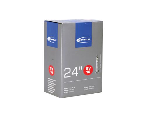 Камера. 24″ спорт ниппель 05-10421313 SV10 (40/62-507) IB AGV 40mm. SCHWALBE