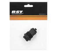 Запчасть для вилки 1-0907 регулятор жесткости для ноги 30мм для OMEGA 26 series пластик черный RST
