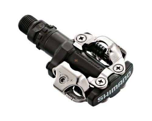 Педали .EPDM520L 2-3040 контактные MTB алюминиевый ось Cr-Mo 380г черные SHIMANO