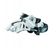 Суппорт/переключатель передний ALIVIO EFDM4000TSX6 2-4039 двойная тяга 40 зубьев нижний хомут 34,9/28.6мм 63-66` SHIMANO
