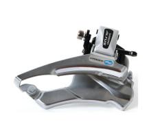 Суппорт/переключатель передний ALTUS EFDM313X6 2-4044 двойная тяга 42/48 верхний хомут 34,9/31,8/28,6мм 66-69` SHIMANO