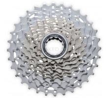 Кассета 10 скоростей ICSHG8110132 2-5014 SLX 10х11-32 Ni-Plated серебристая  SHIMANO