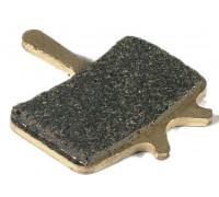 Тормозные колодки VX813С 3-028 для дискового тормоза полимерные AVID JUICY 3,5,7 HYDRAULIC ULTIM./MECHAN. BB7 СLARK'S
