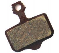 Тормозные колодки VX841C 3-114 для дискового тормоза полимерные AVID ELIXIR CR/ELIXIR R, SPAM XX, X0 СLARK'S