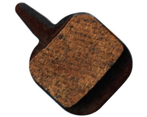 Тормозные колодки VX844C 3-154 для дискового тормоза полимерные TEKTRO NOVELO/IO СLARK'S