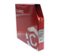 Рубашка Y1005DB 3-244 тросика тормоза MTB/Road 5мм красная без заглушек (30м) СLARK'S