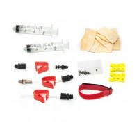 Тормозной 3-398 набор для прокачки дисковых гидравлических тормозов SHIMANO BLEED KIT CLARK`S
