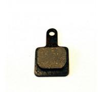 Тормозные колодки VX854С 3-421 для дискового тормоза полимерные TEKTRO VOLANS, AURIGA TWIN, AURIGA SUB, AURIGA СLARK'S