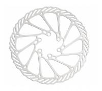 Тормозной диск 3-431 (ротор) для дискового тормоза 180мм+6 болтов нержавейка сталь серебристый CL-180 CLARK`S