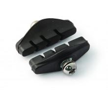 Тормозные колодки CP-250 3-555 ROAD 50мм симметричные с крепежом СLARK'S