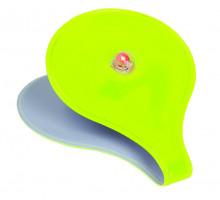 Светоотражающая клипса 5-120994 магнитная на одежду/рюкзак и т.п желтая M-WAVE