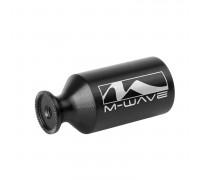 Держатель для фары 5-223560 алюминиевый под эксцентрик, длина 57мм, D26мм, 19г (индивидивидуальная упаковка) M-WAVE