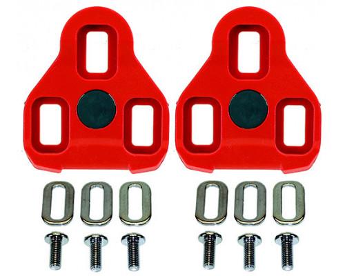 Педали/шипы 5-311786 для ROAD (7 degree) контактных педалей LOOK KEO-совместимые EXUSTAR