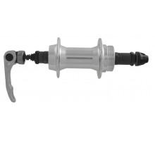 Втулка 5-325036 алюминиевая задняя 36 отверстий для трещетки с эксцентриком. 130мм серебристая