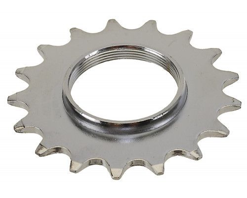 Кассета/звезда 1 скоростная 5-325591 для Fixie 1/8″ серебристая 14зуб.