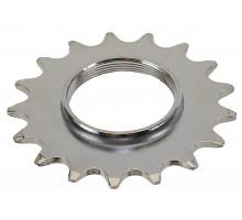 Кассета/звезда 1 скоростная 5-325593 для Fixie 1/8″ серебристая 16зуб.