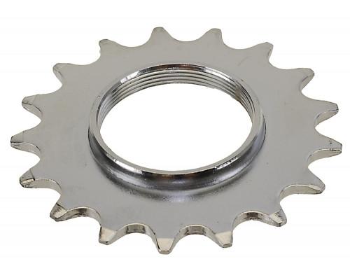 Кассета/звезда 1 скоростная 5-325604 для Fixie 1/8″ серебристая 17зуб.