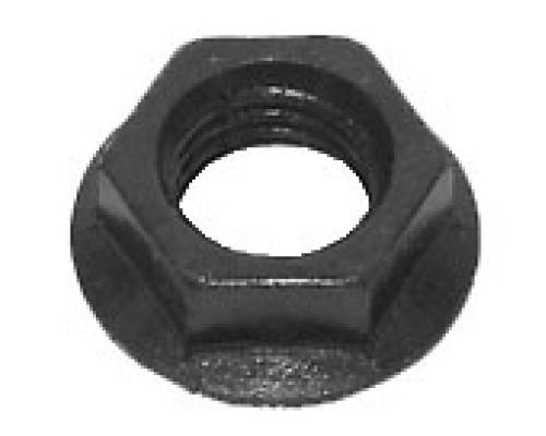 Гайка 5-352632 каретки М10х1,25мм сталь черная