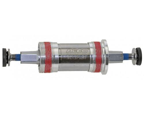 Каретка-картридж 5-359260 корпус 68мм алюминиевые чашки, герметичные подшипники 107,5/20,5мм вал Cr-Mo с фиксацией резбы NECO
