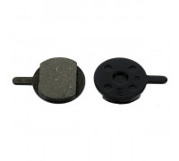 Тормозные колодки Organic P5 5-360580 для дискового тормоза полимерные PROMAX DSK720/700/320 PROMAX