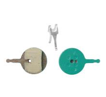Тормозные колодки Organic P1 5-360590 для дискового тормоза полимерные PROMAX DSK 310/710/715/720/913, AVID BB5, CLARK`S CMS-17 PROMAX