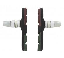 Тормозные колодки 5-361631 цветные 3 профиля ассимметричные 70мм PROMAX